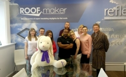 Roof Maker to raise thousands for Rainbows children's hospice