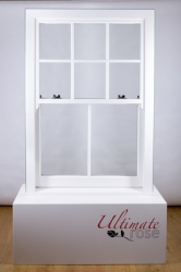 World-leading sash windows get world's best spring balances