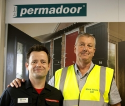 Permadoor supports fire fighters' day of fun and fundraising
