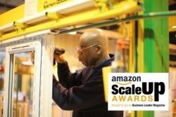 Shelforce finalist at Amazon ScaleUp Awards