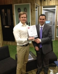 Solidor first to sign on the line for the FiT show 2014