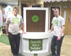 Solidor partner up with JET