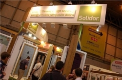 Solidor's showing off again at Grand Designs Live