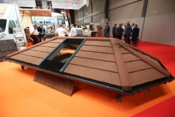 Best Solid Roof nomination for SupaLite at Conservatory & Orangery Awards  (Supalite)