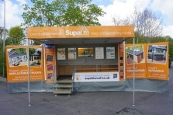 SupaLite hits the road with a brand-new exhibition vehicle