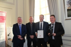 Award win rounds off great year for T&K Home Improvements