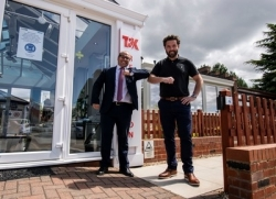 T&K Home Improvements brings experience in with new appointment