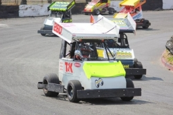 T&K supports Chester as he takes first place in Stoxkart Grand National