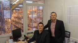 Hardware supplier celebrates 10 years in business