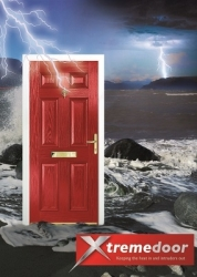 An XtremeDoor for extreme weather conditions