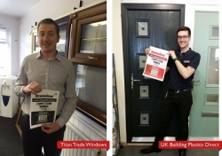 February's XtremeDoor competition winner's announced