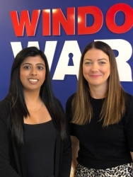 DOUBLE appointment at Window Ware strengthens sales team