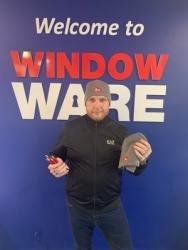 Window Ware and Xpert provide new year cheer  (Window Ware )