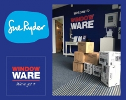 Window Ware take on 2.6 Challenge to support Sue Ryder