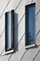 Aluminium windows (commercial)